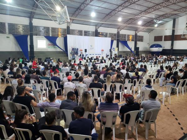 Faculdade Eduvale de Avaré promoveu a 11ª edição do CONINC