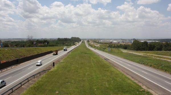 Obras são realizadas em rodovias na região até domingo