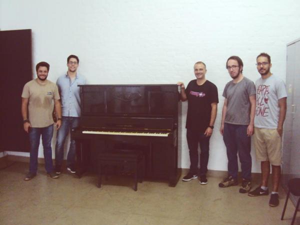 Centro Cultural de Avaré recebe piano em doação
