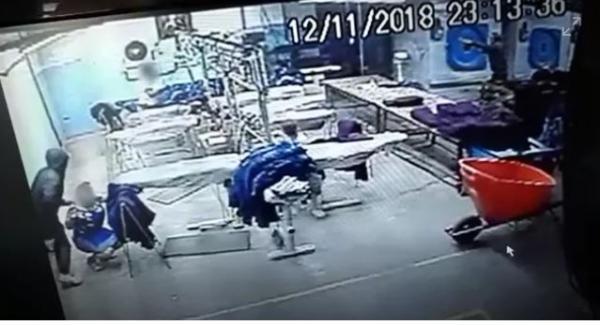 Quadrilha que roubou mais de 30 mil peças de lavanderia em Fartura