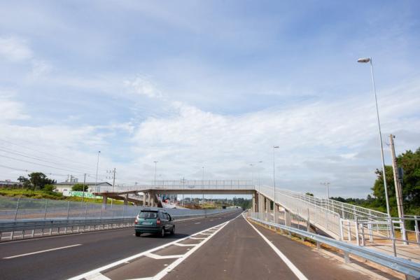 Mais de 41 mil veículos trafegaram pela Rodovia João Mellão