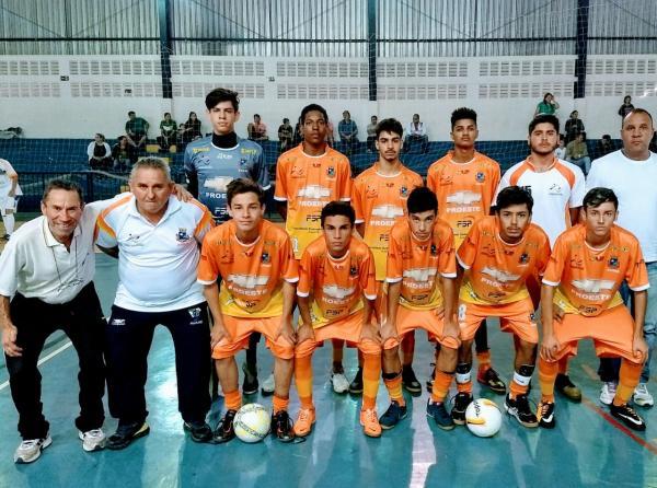 Avaré vai à final da Copa Paulista de Futsal