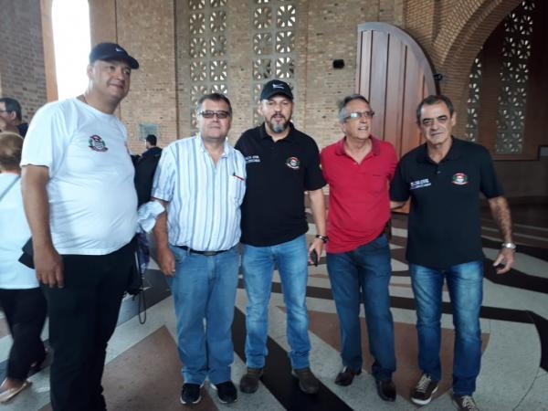 Avaré participa da 2ª Romaria da Polícia Civil ao Santuário de Aparecida