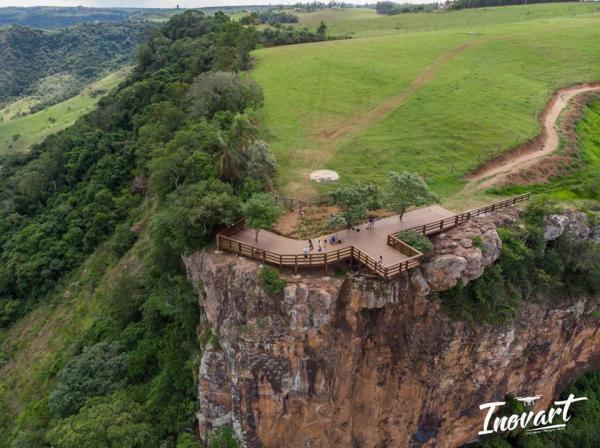 Pedra do Índio será um dos destinos do Descubra Botucatu, no próximo domingo, 02