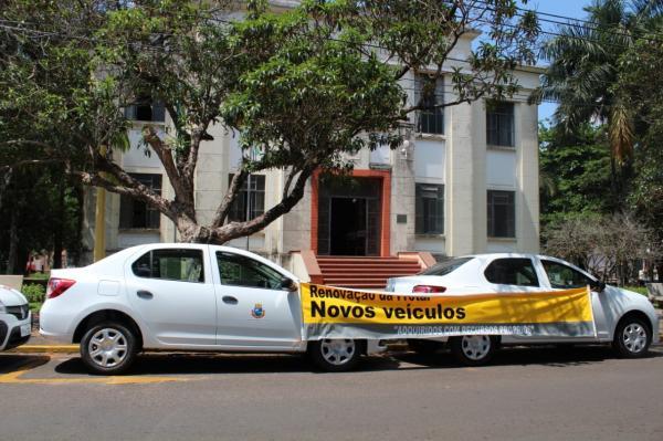 Governo amplia a frota municipal em Avaré