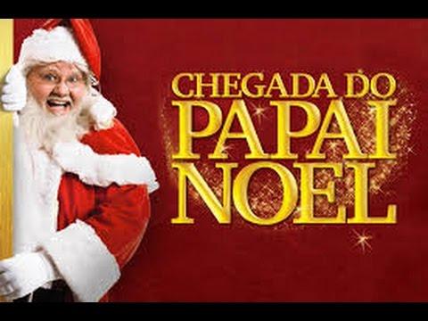 Sábado tem chegada do Papai Noel de Helicóptero