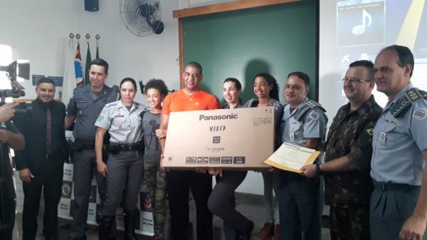 Polícia Militar realiza solenidade de valorização de seus policiais militares