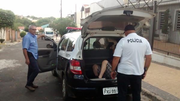 Polícia Civil de Taquarituba prende suspeito de praticar pedofilia em nível nacional