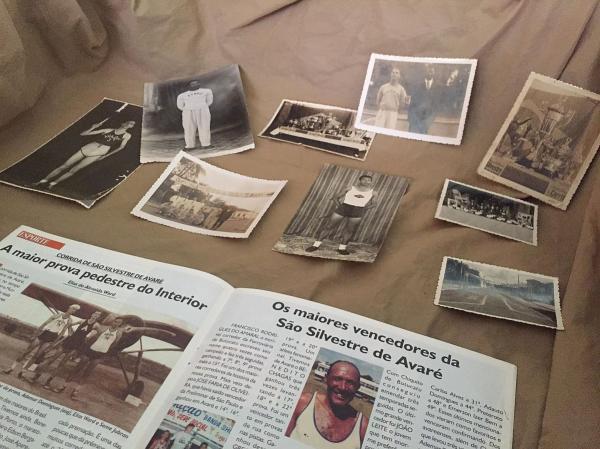 Museu conta a história da Corrida de São Silvestre