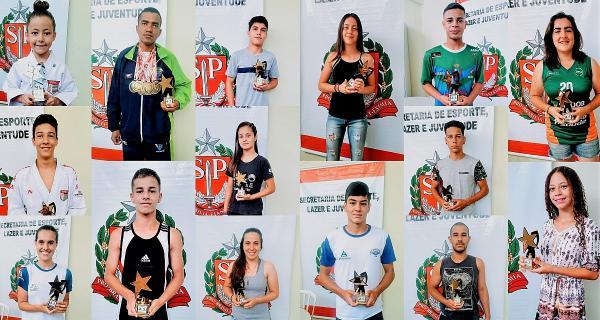 SEME premia os atletas de maior destaque em 2018