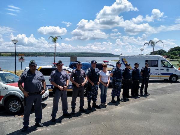 GCM e PM terão operação especial durante o feriado de Ano Novo na região do Rio Bonito em Botucatu