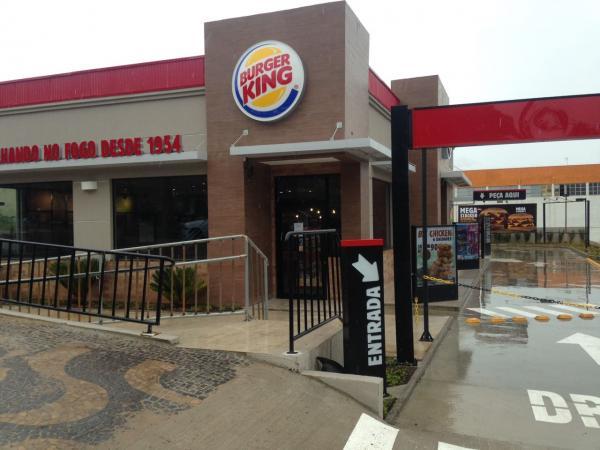 Burger King terá unidade em Avaré