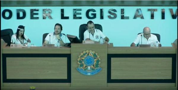 Câmara realiza audiência pública para ratificar Lei Orçamentária