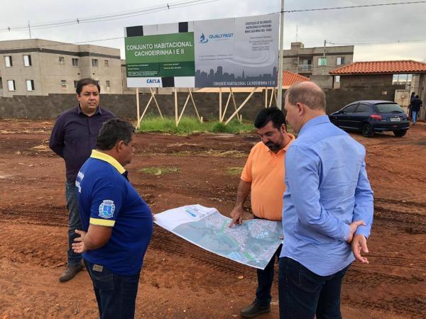 Prefeitura de Botucatu inicia avenidas que ligarão Viaduto e Cachoeirinha à Rodovia