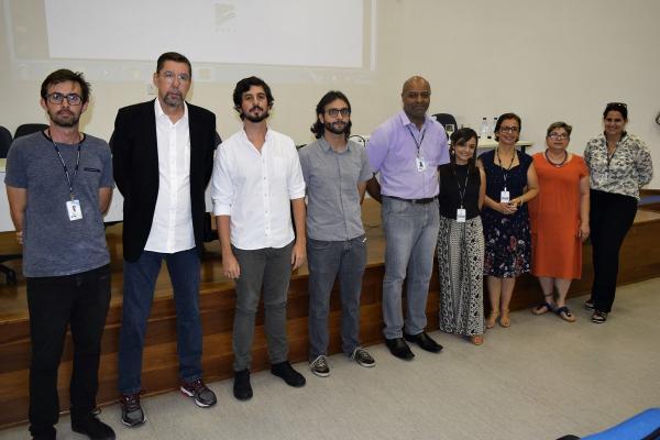 Ciclo de palestras marca a primeira semana de aulas da  Arquitetura Eduvale