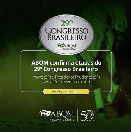 ABQM confirma realização do 29º Congresso Brasileiro em Avaré e Presidente Prudente