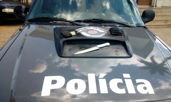 Homem é preso por tentativa de Homicídio e Violência Doméstica em Avaré