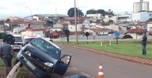 Ciclista morreu ao ser atropelado por carro em rodovia de Taquarituba (SP) — Foto: Arquivo Pessoal